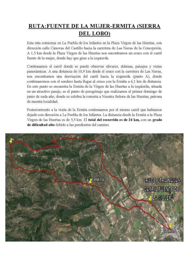 Ruta Sierra del Lobo